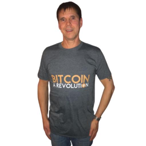 Bitcoin Revolution T-Shirt