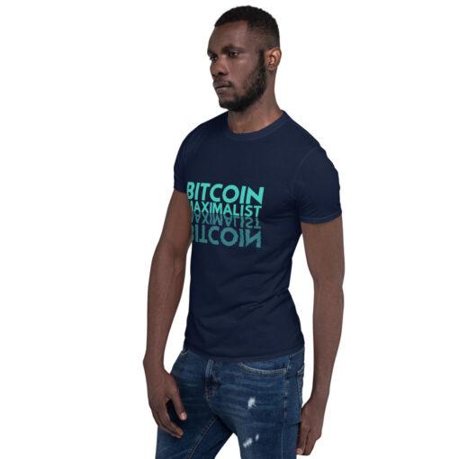 Bitcoin Maximalist Reflection T-Shirt