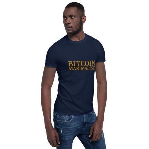 Bitcoin Maximalist T-Shirt